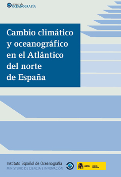Climate and oceanographic change in the Atlantic of northern Spain